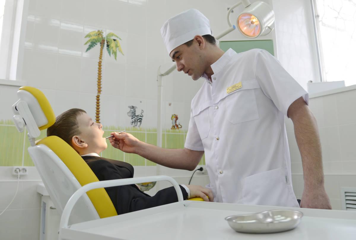 Стоматологические поликлиники объединились