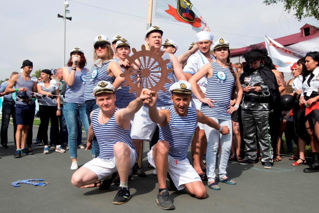 Молодые работники Уральской Стали приняли участие в профсоюзном фестивале