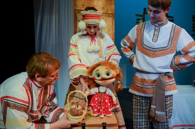 Областной театр кукол открывает 84-й сезон