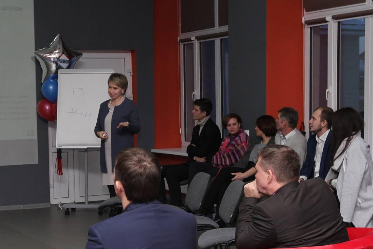 Школа предпринимательства объявляет набор участников