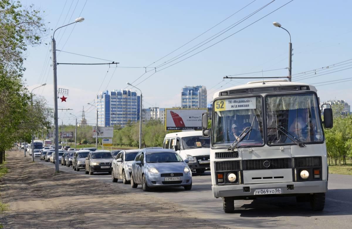 В Оренбурге отмечается рост цен на газомоторное топливо