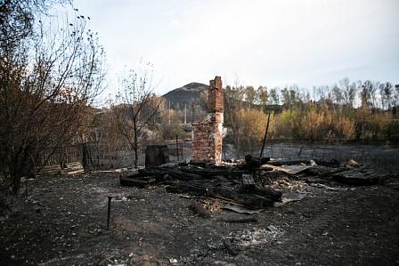 Жителям деревень Рысаево, Идельбаево и Сарбаево больше ничего не угрожает