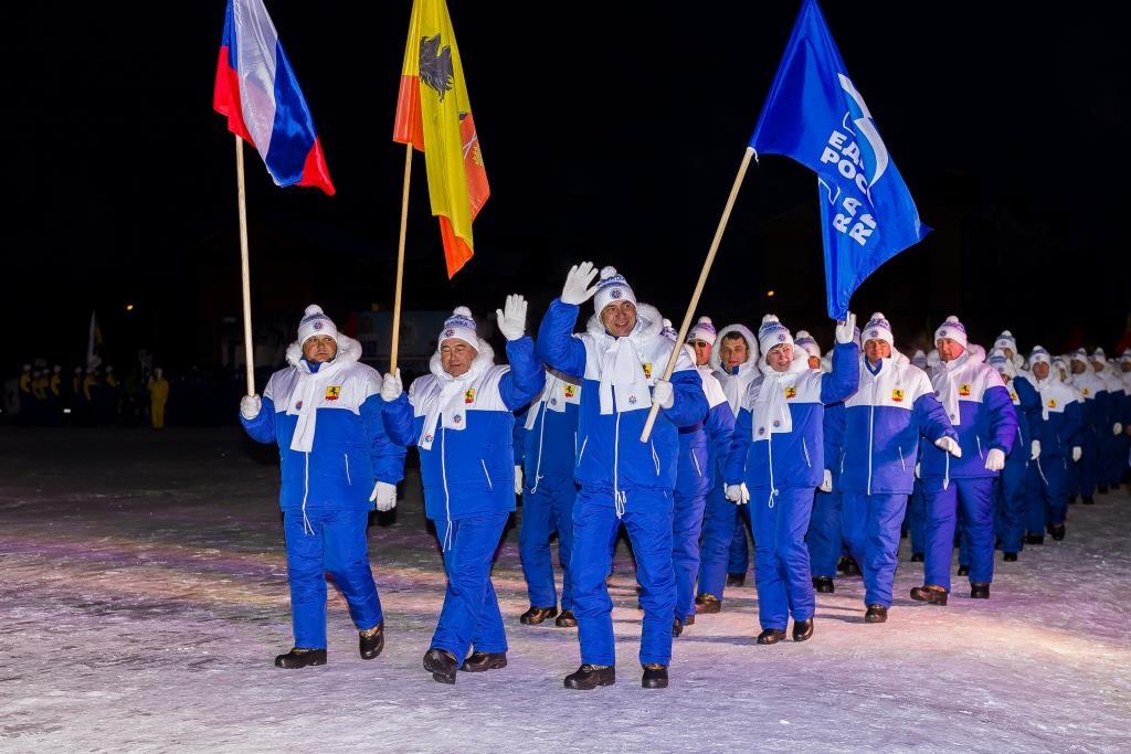 «Снежинка» заблестит в Бугуруслане