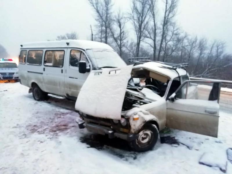 Автострадания в снежной каше