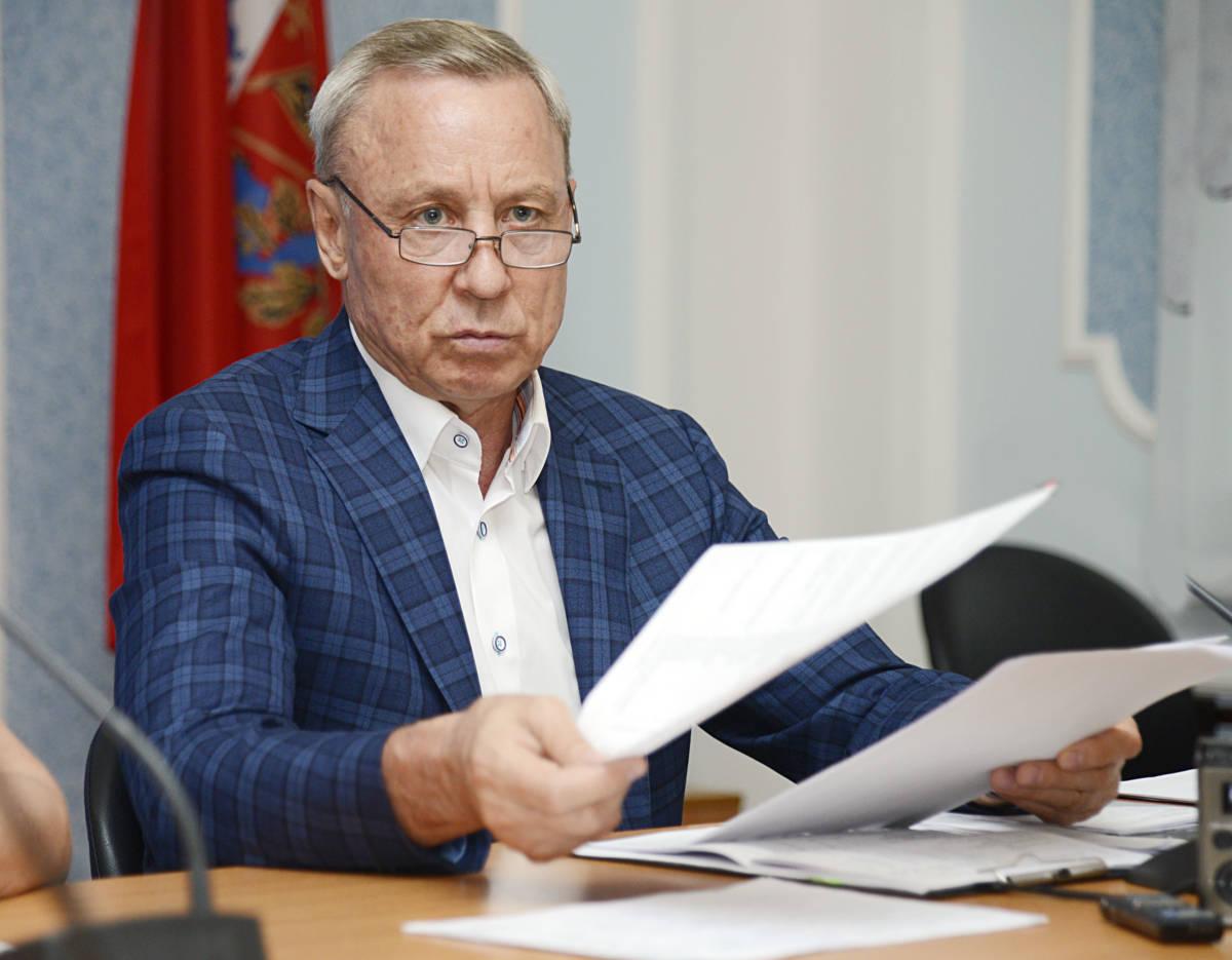 Министр труда Вячеслав Кузьмин о «визите» силовиков