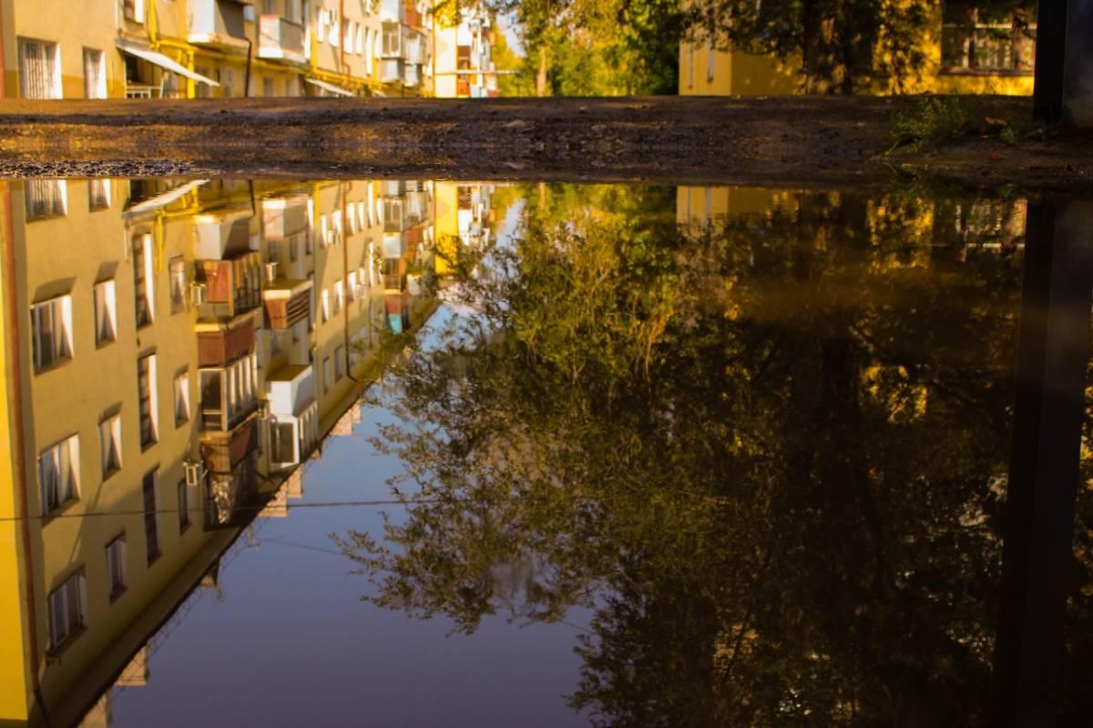 Региональный фотомарафон. «Отражение»