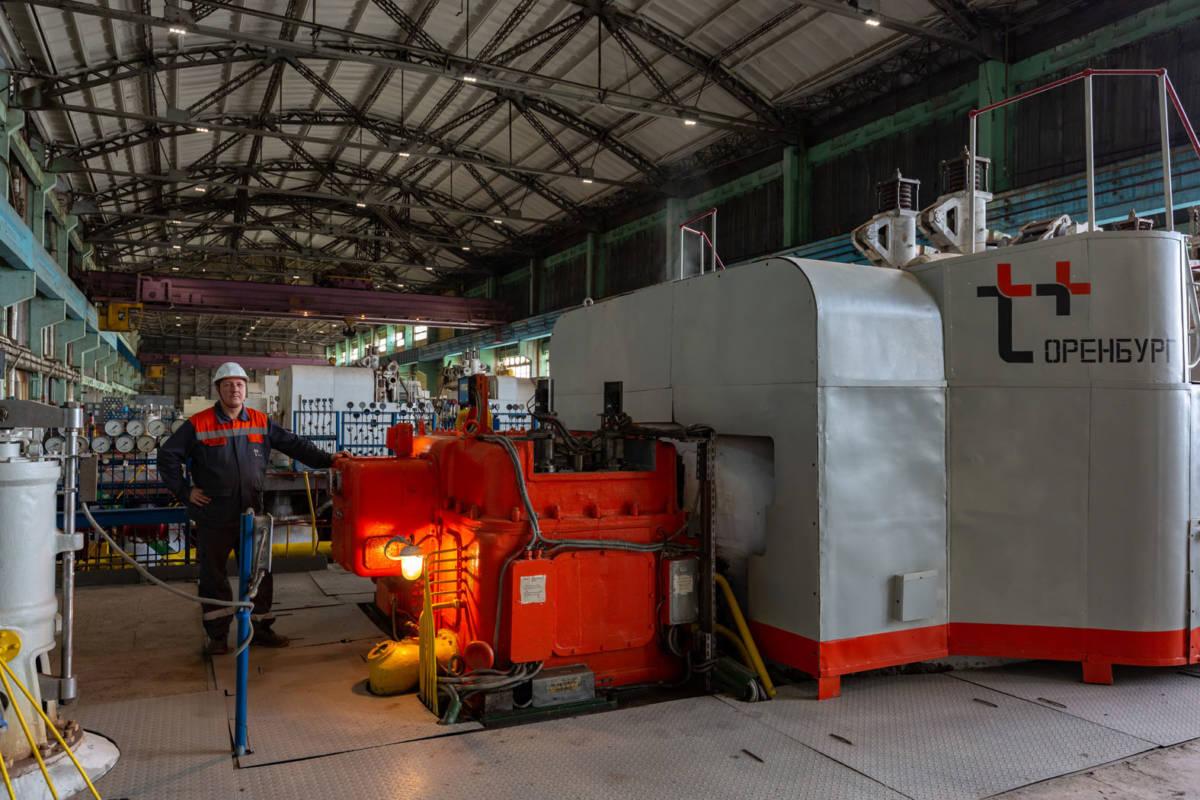 Оренбургские теплоэнергетики внедряют энергоэффективные технологии