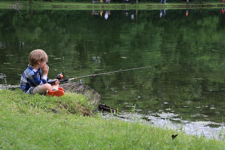 Рыбалка в законе