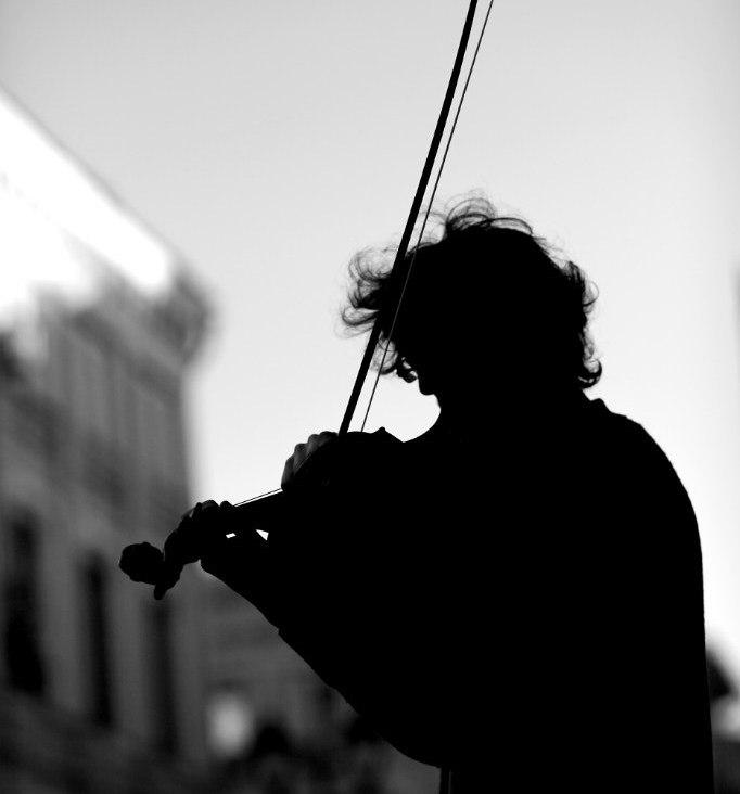 Пой, моя скрипка