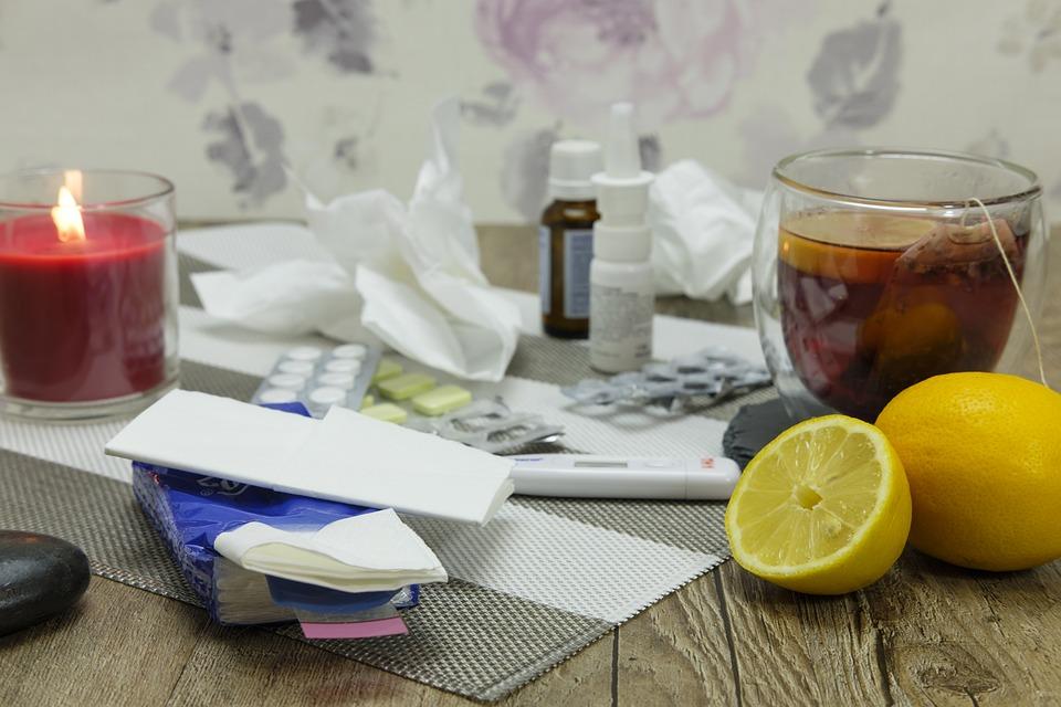 ОРВИ и грипп у 60 тысяч оренбуржцев