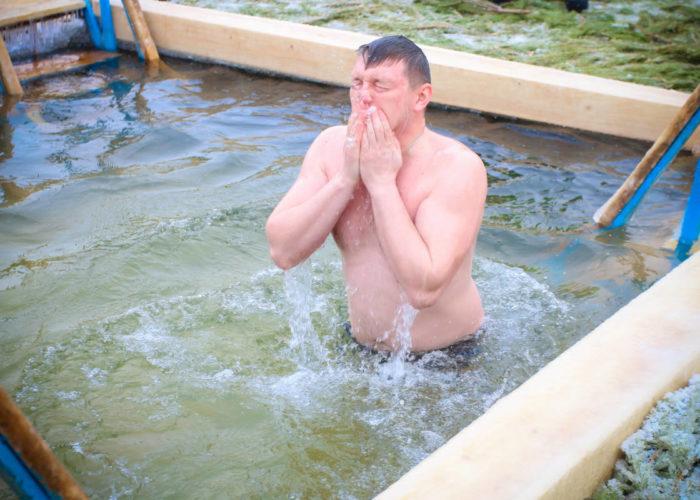 Крещение Господне 2019 г