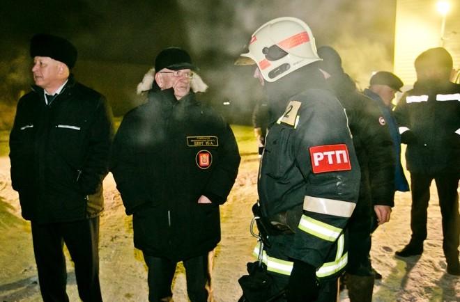 Пожар в Новосергиевском районе ликвидирован, никто не пострадал