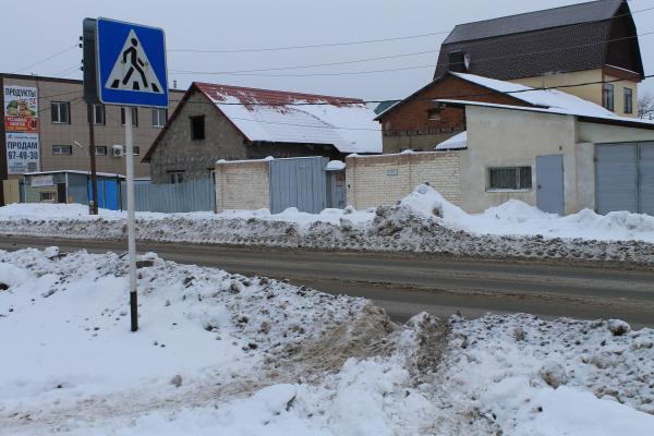 «Снежный фронт» против снега