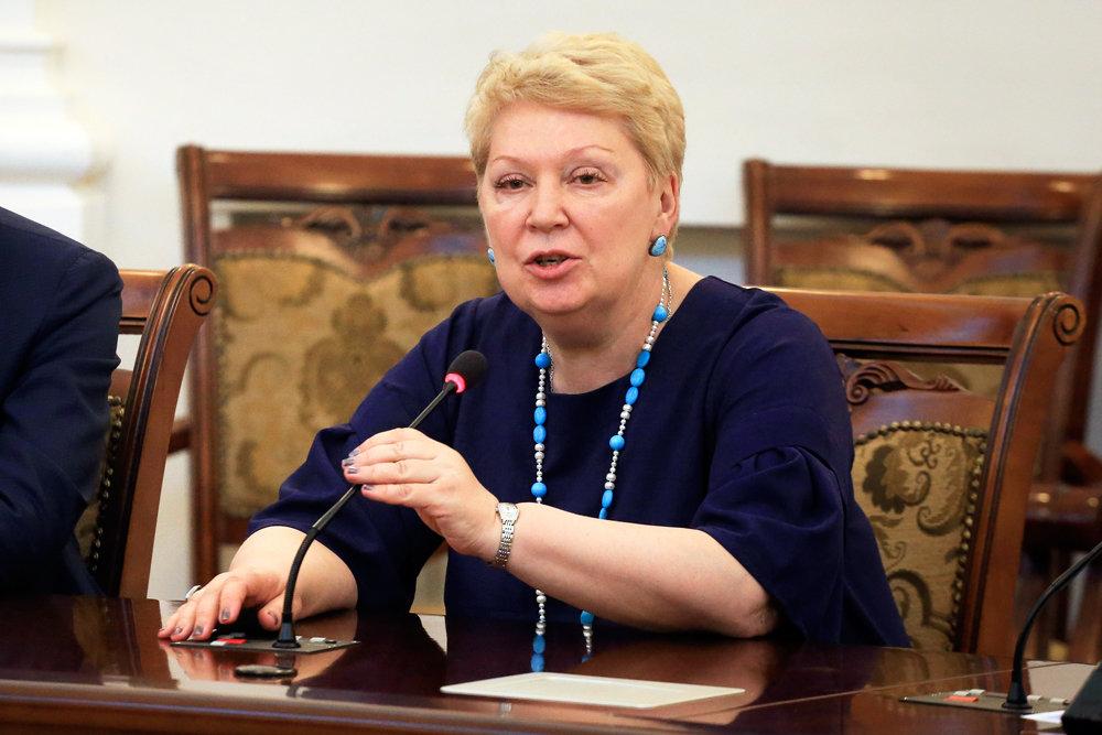 Васильева недовольна системой подготовки к ЕГЭ