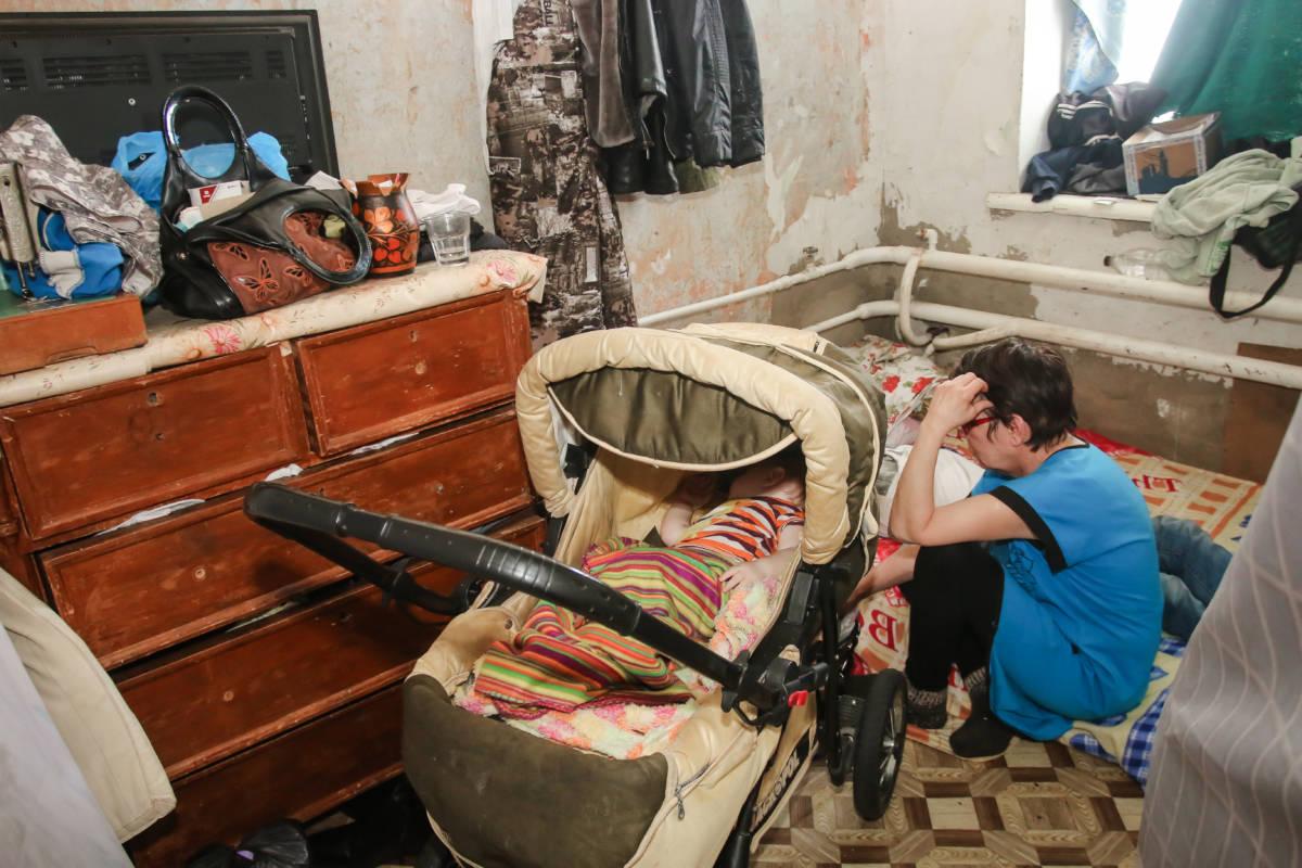 В Оренбурге провели рейд по неблагополучным семьям