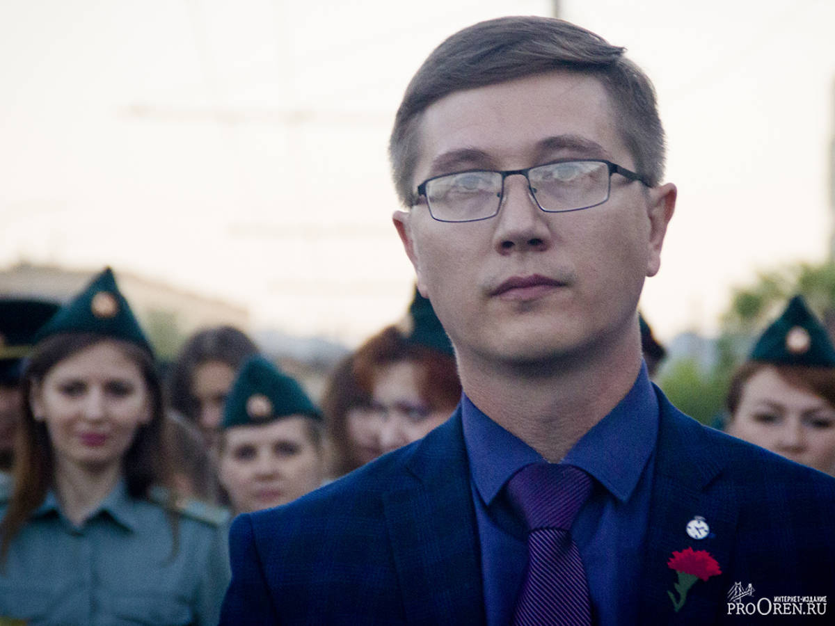 Уволился замглавы Оренбурга Антон Шувакин