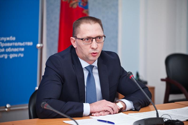 УЖКХ Оренбурга возглавил Дмитрий  Жуков