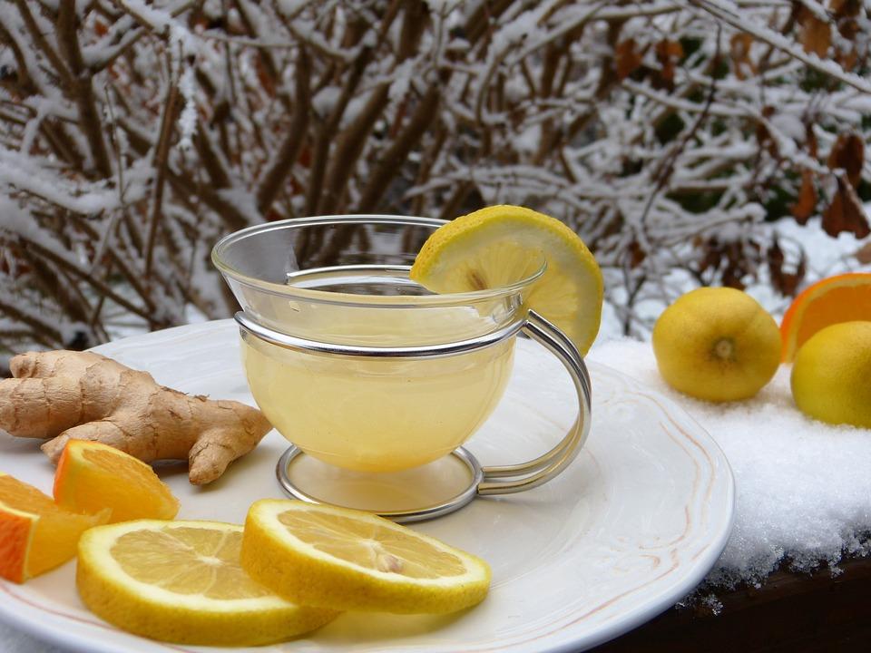 Чудо-напитки от простуды