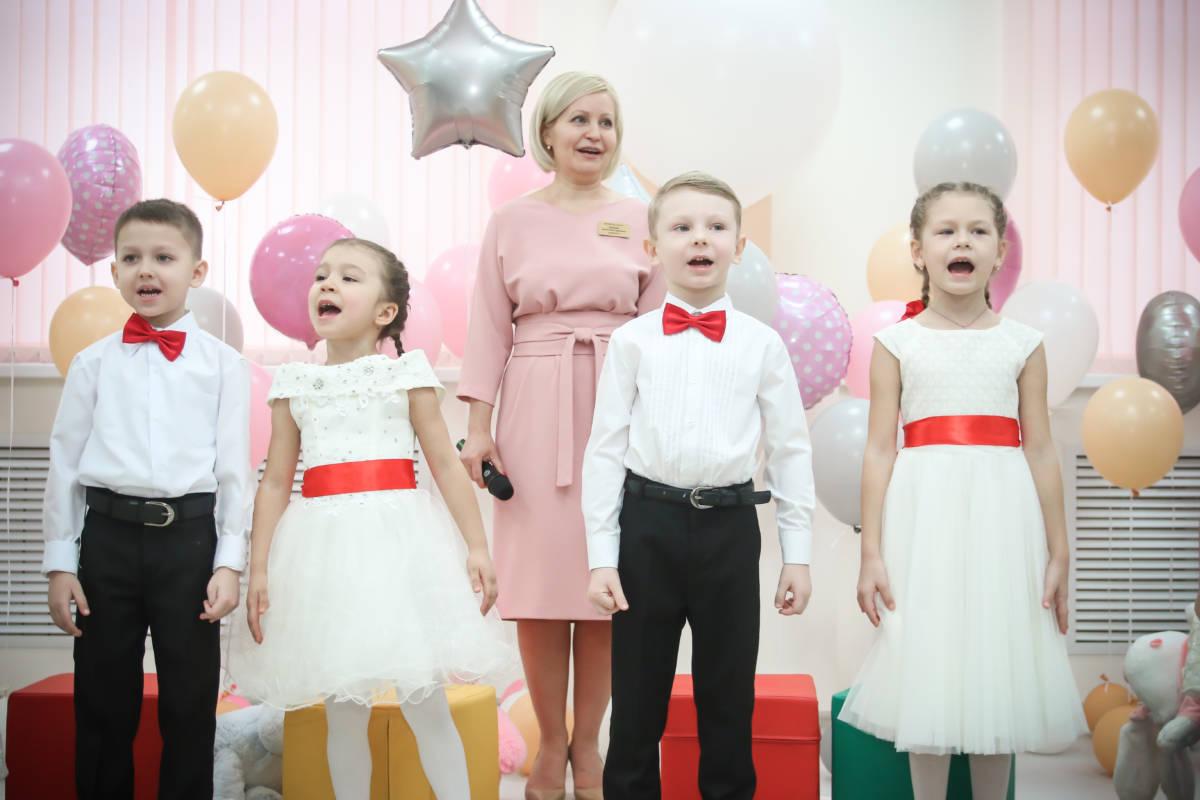 Открытие детсада в 18-м микрорайоне Оренбурга