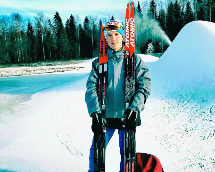 Лыжник из Соль-Илецка взял золото международных зимних игр