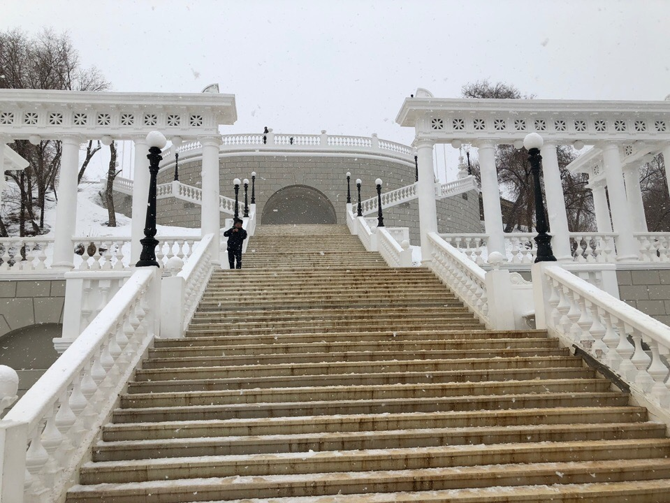 Мэрия Оренбурга через суд требует переделать спуск к Уралу