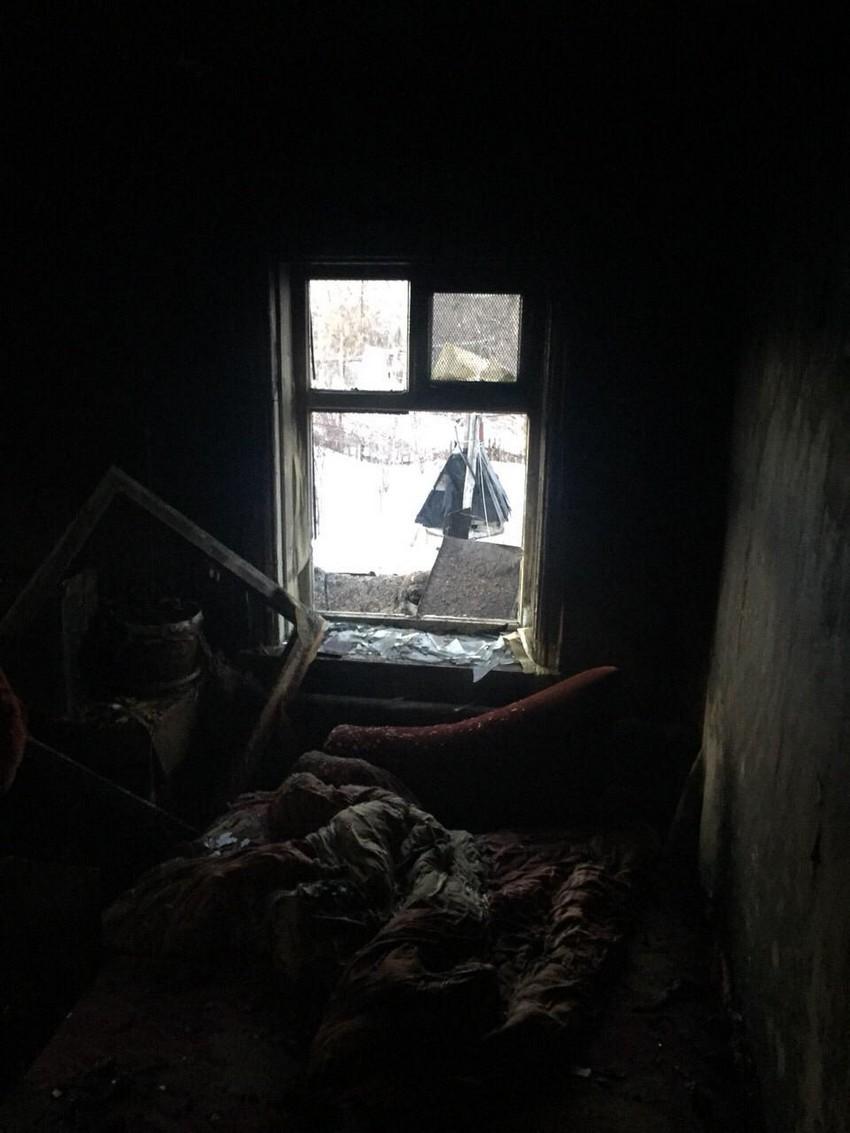 Пожар в Медногорске — 4 человека погибли