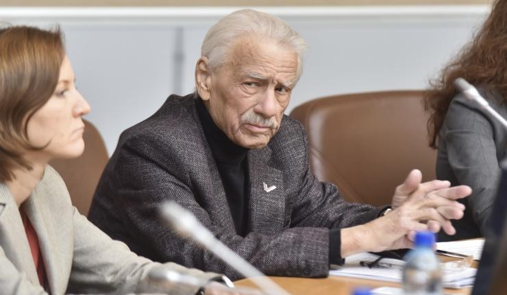 1 апреля в Оренбурге простятся с Владимиром Канюковым