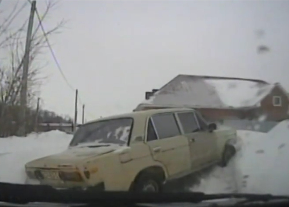 Бугурусланец решил поиграть в «гонки» с ГИБДД
