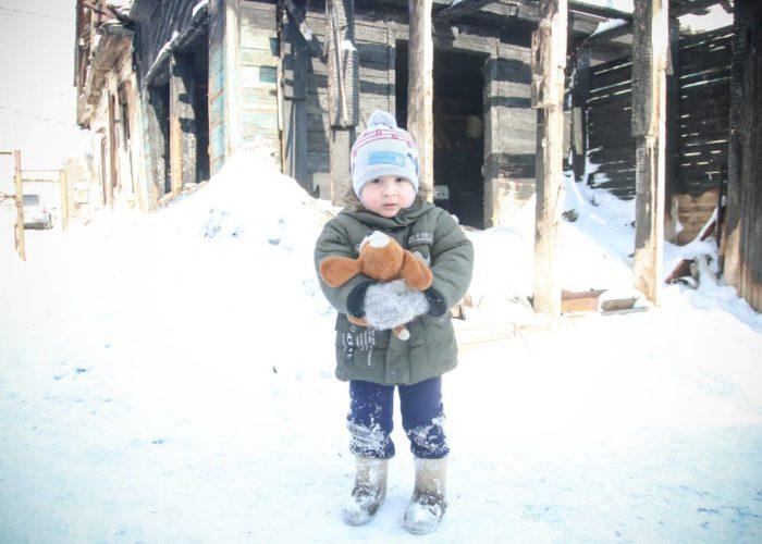 СРОЧНО: Многодетная семья из Оренбурга просит о помощи