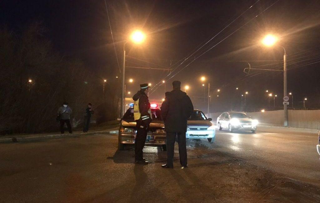 Оренбуржцы стояли в пробке на Донгузской из-за сообщения о теракте