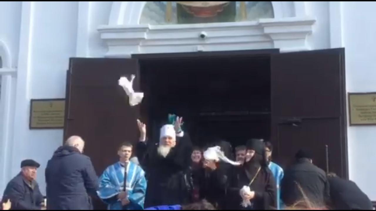 В Оренбурге отпраздновали Благовещение