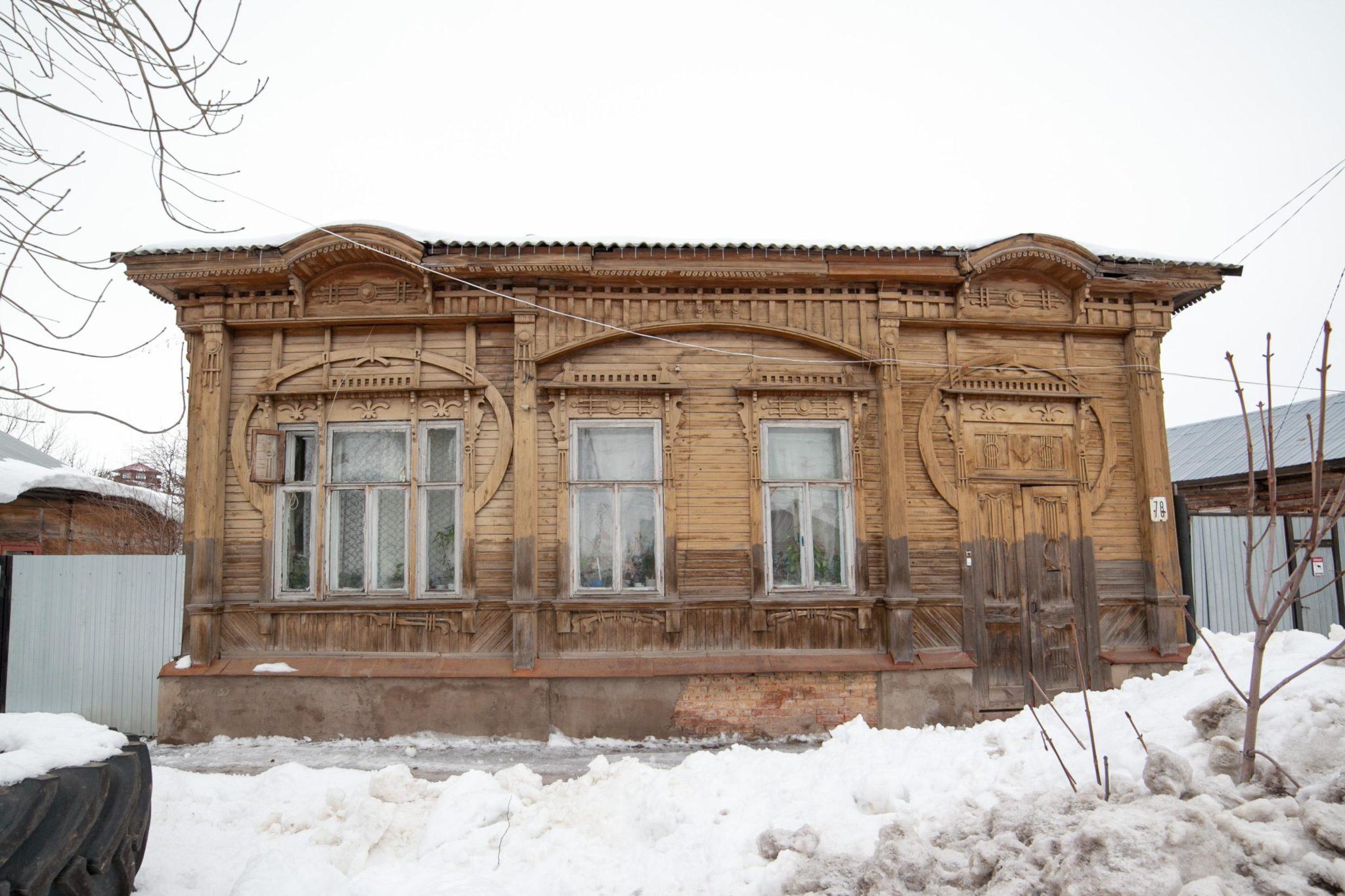 Закончен сбор средств на реставрацию дома купца Порфирия в Бузулуке