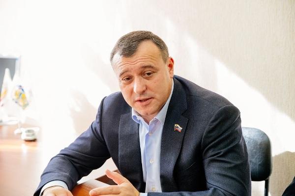Олег Димов взял самоотвод