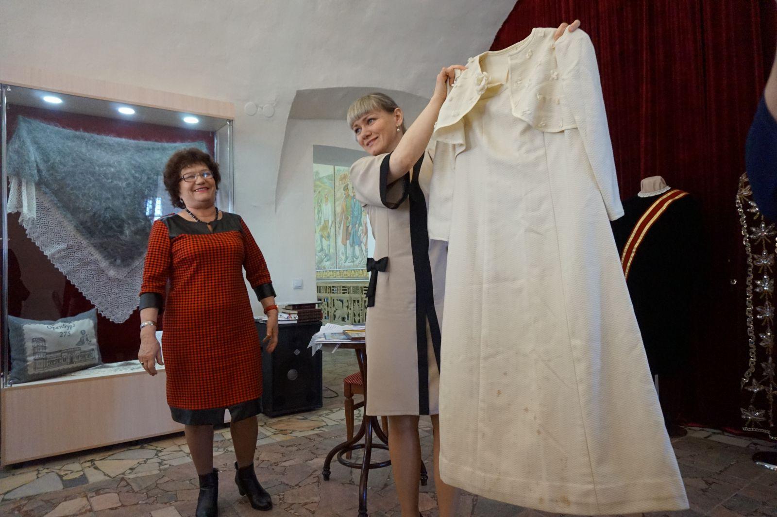 Музей истории Оренбурга просит горожан поделиться свадебными нарядами