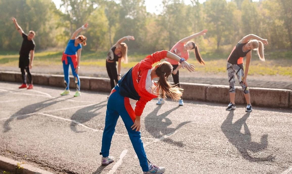 Оренбуржцы смогут приходить в «Зауральную рощу» на уроки физкультуры