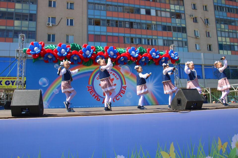 В Оренбурге более двух тысяч жителей и гостей города отметили День детства