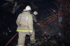 В Соль-Илецком округе из-за пожара в двух СНТ ввели режим ЧС
