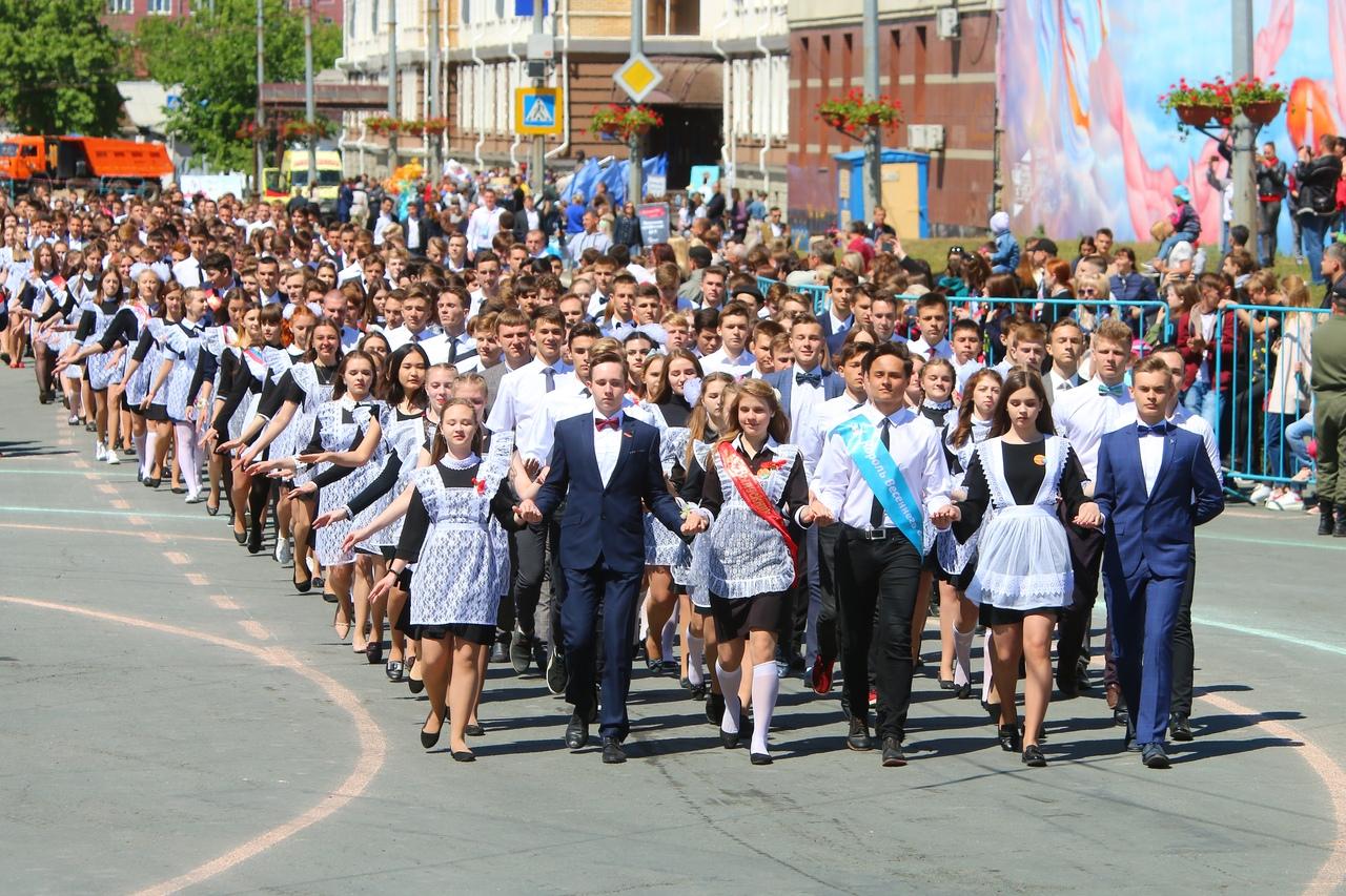 В Оренбурге прошел «Весенний бал»