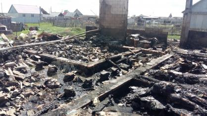 СК начал проверку после гибели 3 человек в Адамовке