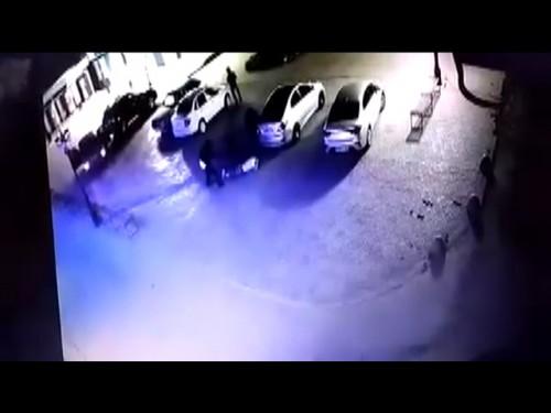 Убийство в Соль-Илецке возле кафе «Зодиак» попало на камеры видеонаблюдения (+18)