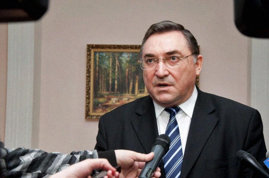 Оренбургские «Защитники отечества» выбрали Петра Капишникова своим кандидатом на пост губернатора