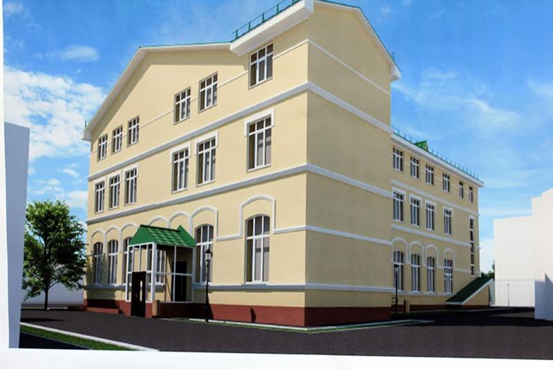 Оренбургский областной колледж культуры и искусств отремонтируют