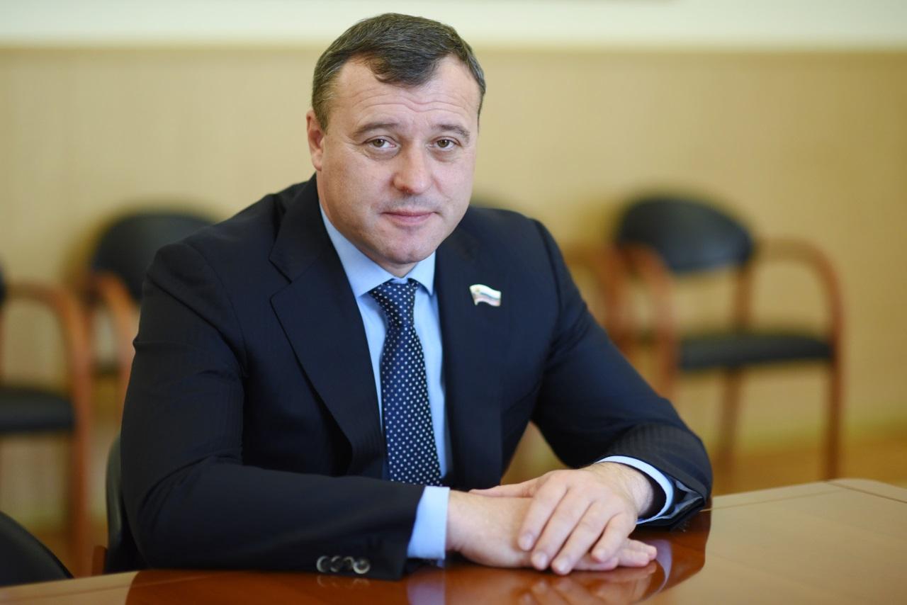 Олег Димов покинет Законодательное собрание области