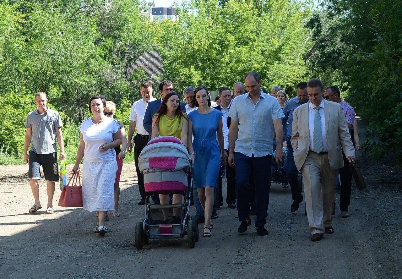 Денис Паслер «отчитал» депутата Оренбургского горсовета