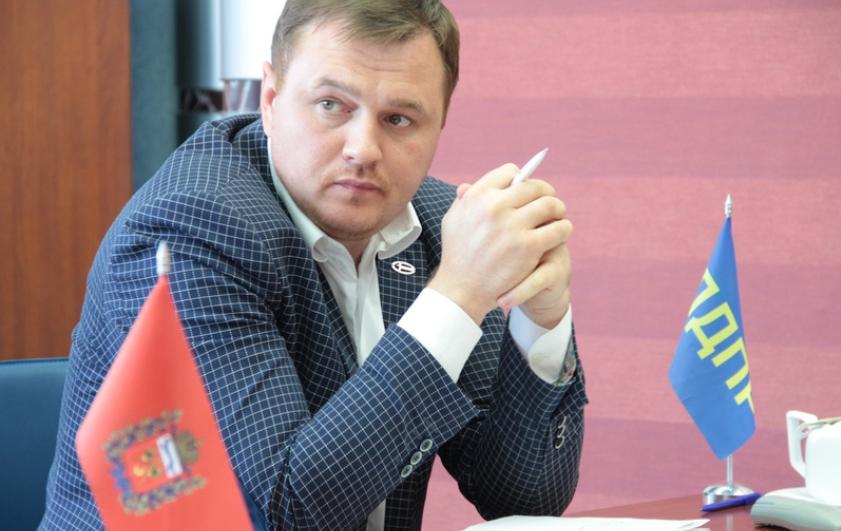 После попадания в ИВС Владимир Мирохин потерял место замруководителя фракции ЛДПР в Оренбургском парламенте
