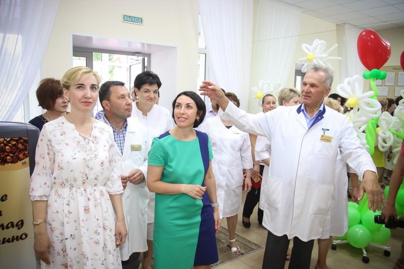 В Оренбурге капитально отремонтировали отделение женской консультации в ОКБ №2