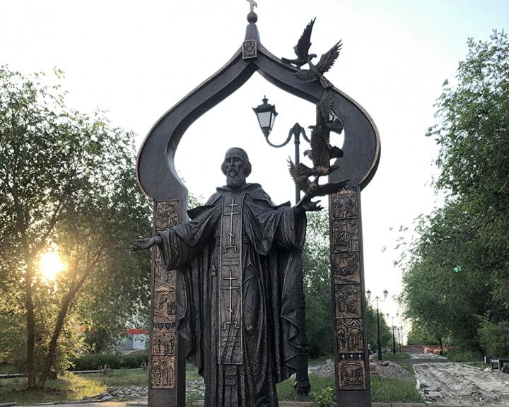 В день памяти преподобного Сергия Радонежского Оренбург получил новый культурный объект
