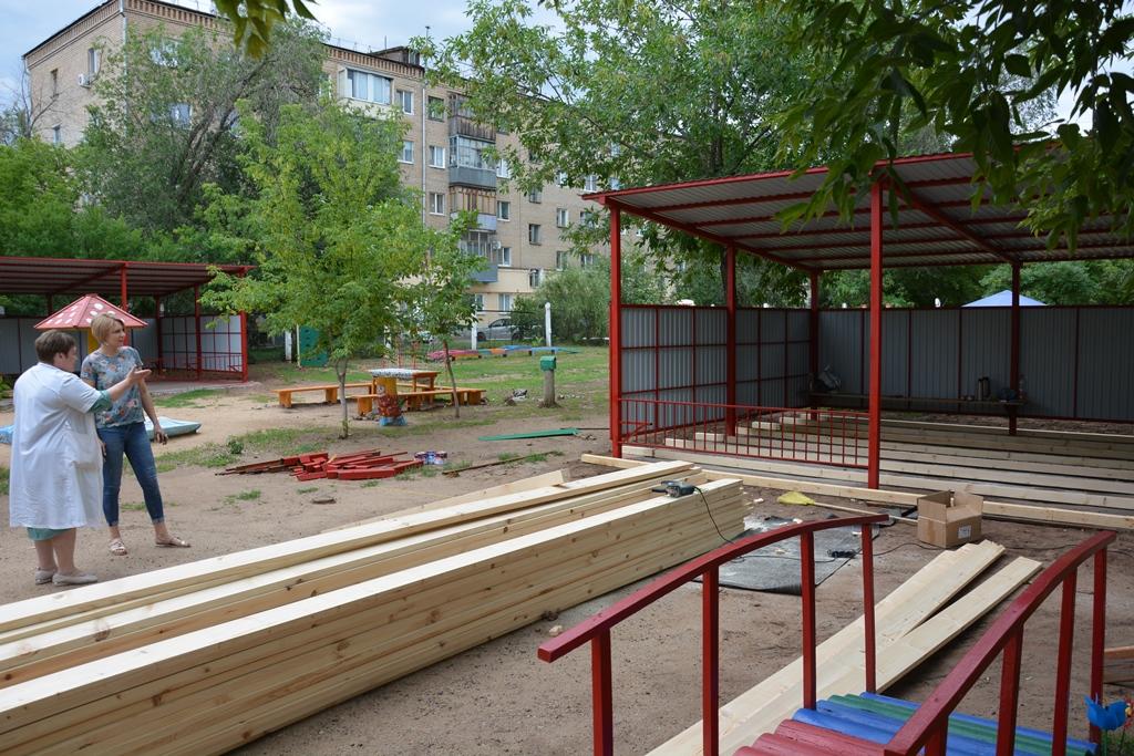 В Оренбурге отремонтируют детские сады