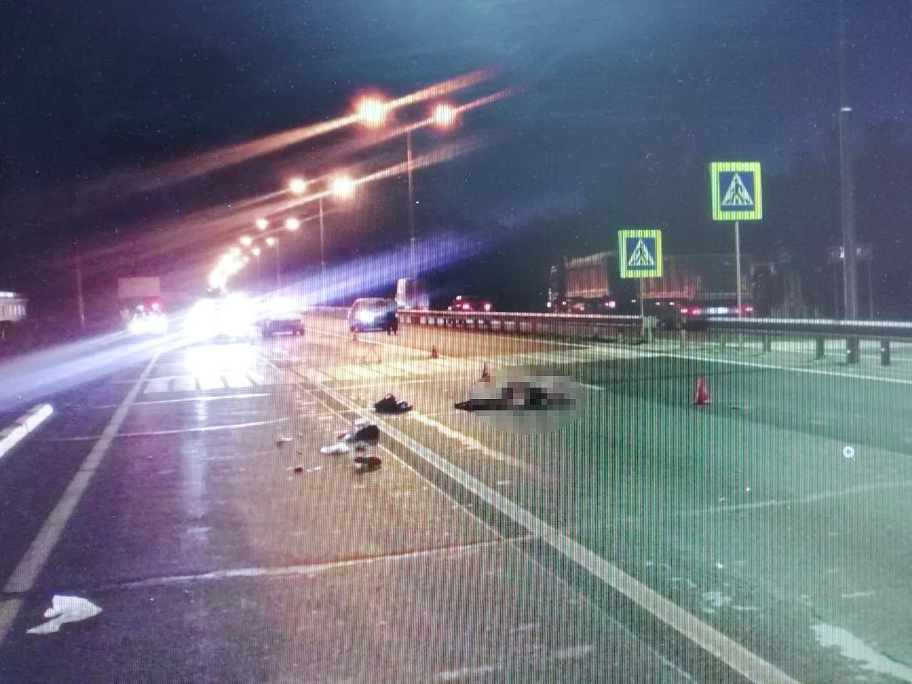 Под Оренбургом пьяный водитель насмерть сбил пенсионерку