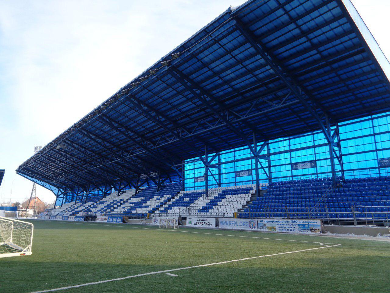 Новая арена для ФК «Оренбург» может стоить больше 60 миллионов евро